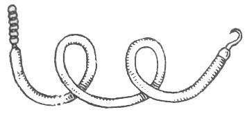 Жгут кровоостанавливающий (Эс-марха).